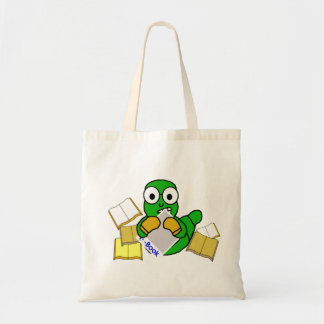 Bookworm eBook Tote Bag