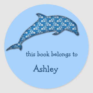 bookworm sticker
