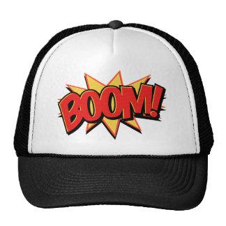 Boom -516 trucker hat