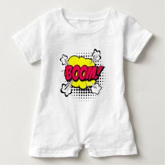 BOOM! BABY ROMPER
