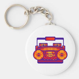 Boom Box Extreme Keychain