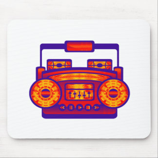 Boom Box Extreme Mouse Pad