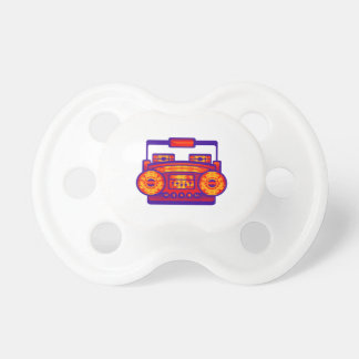Boom Box Extreme Pacifier