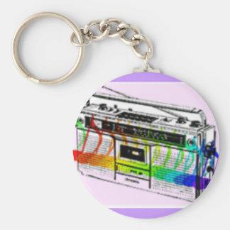 Boom BOX Keychain