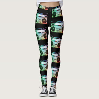 Boom Box Leggings