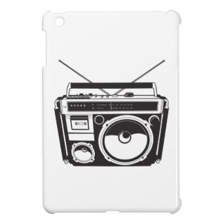 ☞ boom box Oldschool/cartridge player iPad Mini Covers