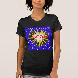 Boom Cartoon Bubble T-Shirt