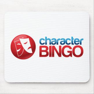 Boom Character Bingo Gear Mouse Pad