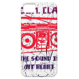 Boom, clap - the sound in my heart case for the iPhone 5