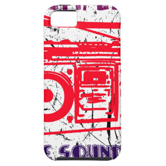 Boom, clap - the sound in my heart iPhone 5 cover