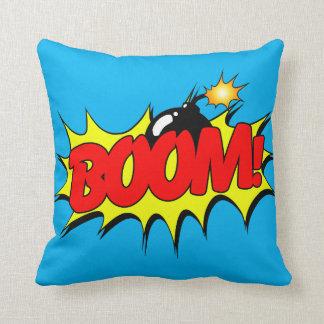 Boom - Comic Sign / Pillow