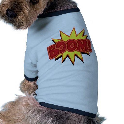 Boom! Doggie Tee Shirt