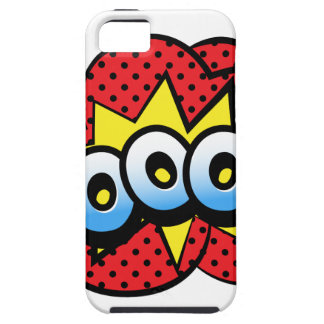 Boom dynamite iPhone 5 cover