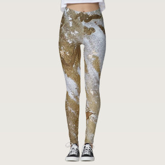 Boom (Gold) Leggins Leggings