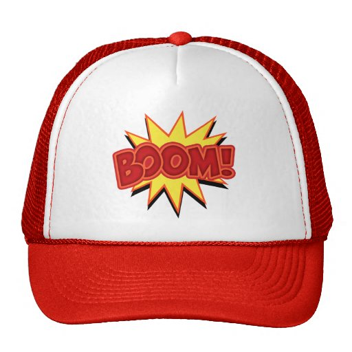 Boom! Trucker Hat