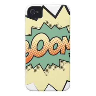 boom iPhone 4 cases