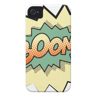 boom iPhone 4 cover