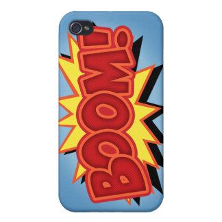 Boom! iPhone 4/4S Cases