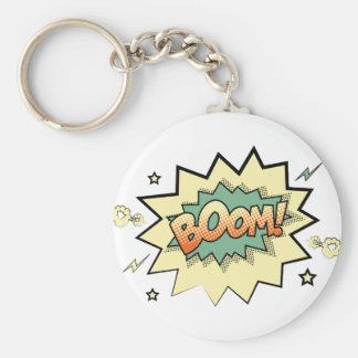 boom keychain