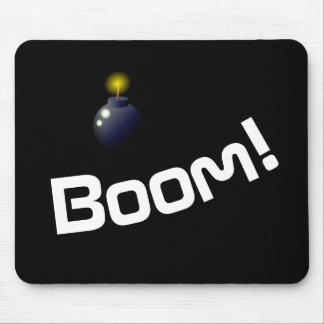 boom mouse pad
