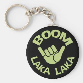 Boom Shaka Wave Keychain