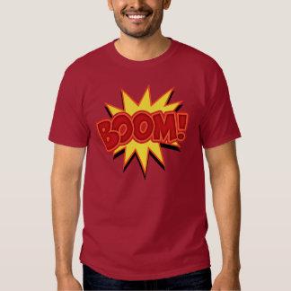 Boom! T Shirts