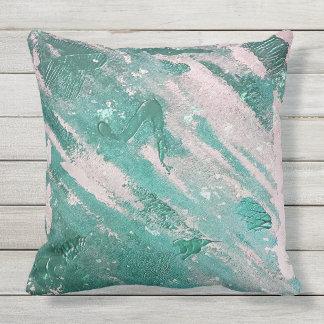 Boom Turquoise Patio cushion large