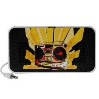 Boombox 2 speakers