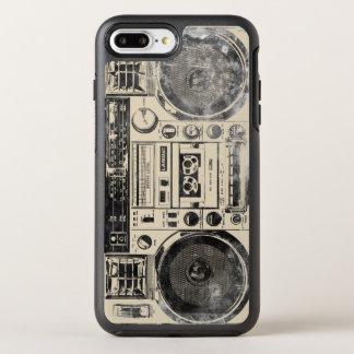 Boombox Art iPhone 7 Plus Otterbox Case