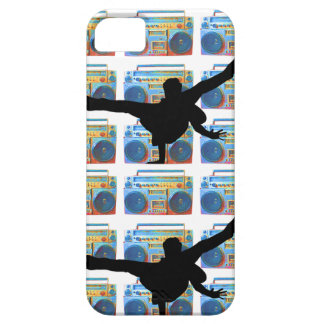 Boombox B-Boy Case For The iPhone 5