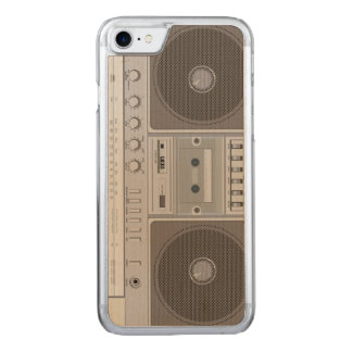 Boombox Carved iPhone 8/7 Case