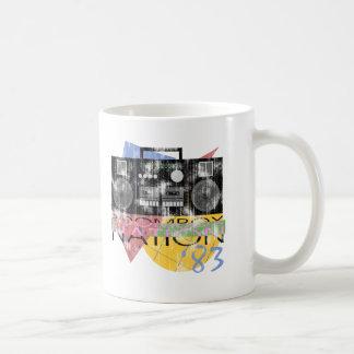 Boombox Nation 83 Coffee Mug