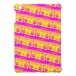 Boombox Pattern Case For The iPad Mini