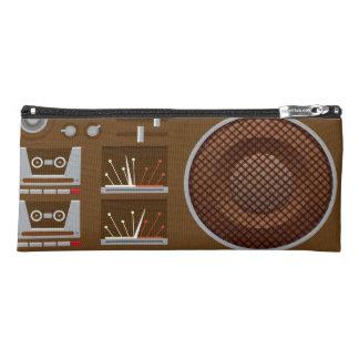 Boombox Pencil Case