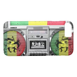 boombox reggae Case-Mate iPhone case