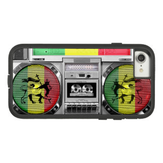 boombox reggae Case-Mate tough extreme iPhone 8/7 case