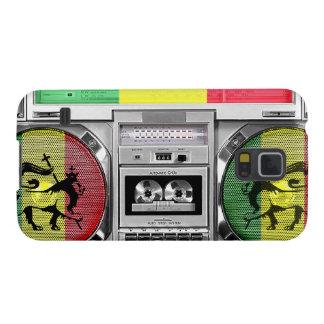 boombox reggae galaxy s5 cases