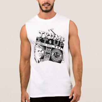 Boombox TRUMP IT UP Ultra Cotton Tank Top