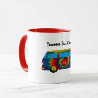 Boomer bus mug