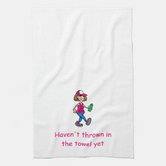 Boomer Humor Kitchen Towel