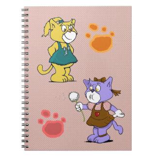 Boomi Cats Notebooks
