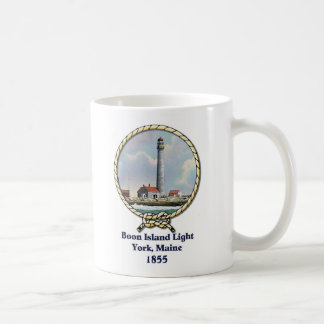 Boon Island Light Coffee Mug