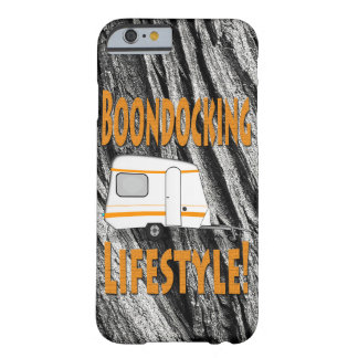 Boondocking Lifestyle Camper Design Barely There iPhone 6 Case