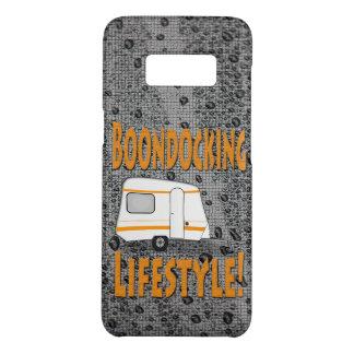 Boondocking Lifestyle Camper Design Case-Mate Samsung Galaxy S8 Case