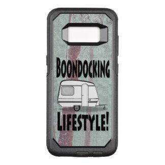 Boondocking Lifestyle Camper Design OtterBox Commuter Samsung Galaxy S8 Case