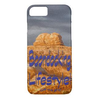 Boondocking Lifestyle Design iPhone 8/7 Case