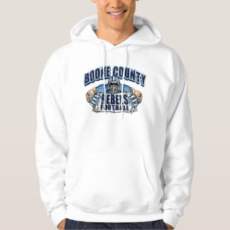 Boone County Rebels Football Hoodie