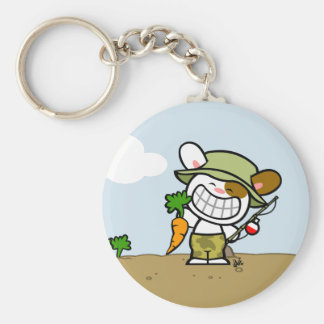 "Boony ""Gone Carrot-ing"" Keychains"