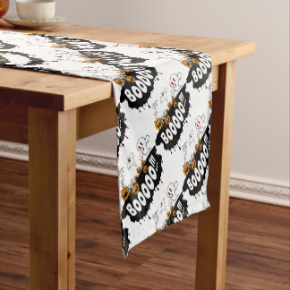 Booo Short Table Runner