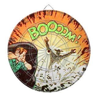 Boooom! Dartboard